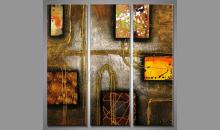 Ručne maľovaný obraz, 3.Dielny