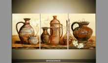 Obraz do kuchyne ručne maľovaný