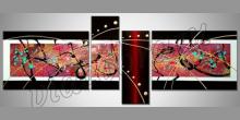 4. Dielny obraz, maľované ručne, Play Game