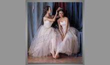 Ručne maľovaný obraz , Baleríny