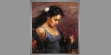 Umelecky obraz, Portrét ženy