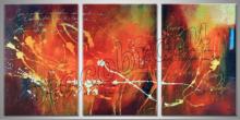 Art-Red, maľovaný obraz ručne