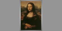 Mona Lisa, Leonardo de Vinci, umelecky obraz