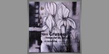 Maľovaný obraz ručne, Listy kvetu