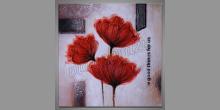 Obraz Rose, je ručne maľovaný