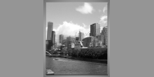 Obraz digitálne tlačený, Austrália