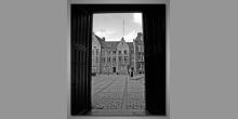 Obraz digitálne tlačený, Námestie-Holandsko