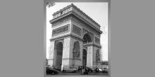 Obraz digitálne tlačený, Paris-France