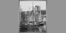 Prístav-Holandsko, obraz tlačený