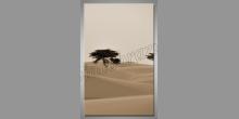 Púšť Gobi, obraz digitálne tlačený