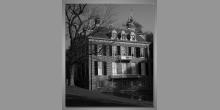 The big house,  obraz digitálne tlačený