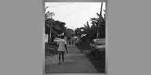 Ulica Ghany, obraz tlačený