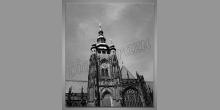 Veža-Česká republika, obraz digitálne tlačený