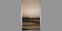Vychádzajúce slnko, obraz digitálne tlačený
