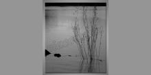 Zaplavený, obraz tlačený