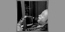 Jazz, obraz digitálne tlačený